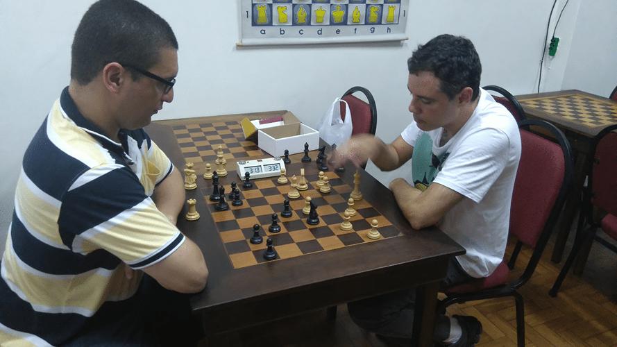 18 - Almir (de negras) vs Henri