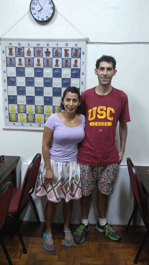 7 - Casal de Los Angeles, Califórnia: Wendy Rivera e Danyul Lawrence