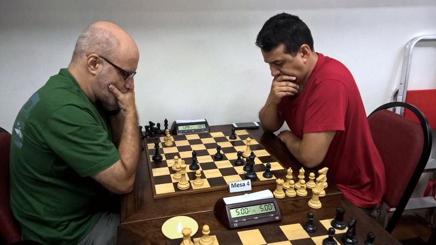 José Carlos Mesquita vs Estevão Luiz Soares