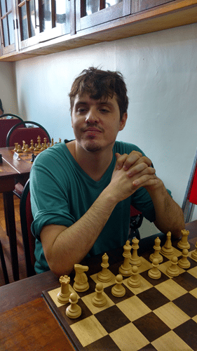 O Xadrez de Leo Ramos Simões tem crescido de forma consistente!