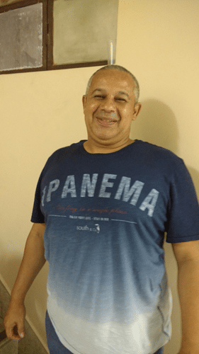 O Vice-Presidente da ALEX, Claide Teixeira Barros
