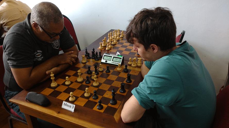 Partidas 7 - Nei Jorge Rodrigues perdeu de Leo Ramos Simões