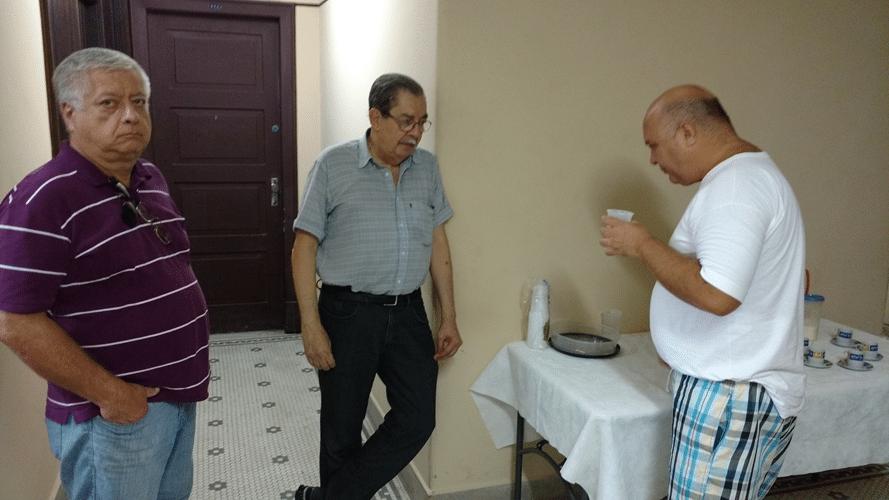 Social 2 - Fernando Laszlo Kovacs, Guilherme Von Calmbach e Carlos Alves Rolim