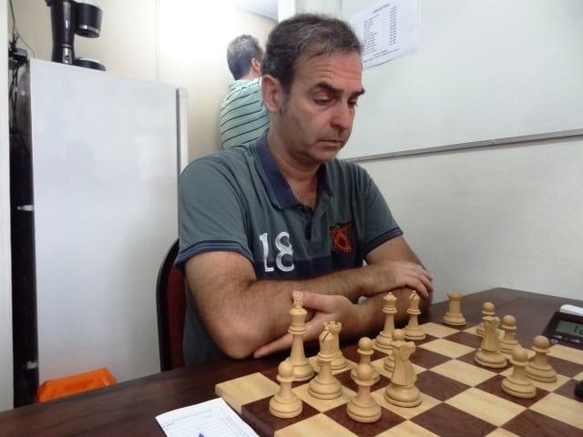 O vice campeão, Paulo Fucs!