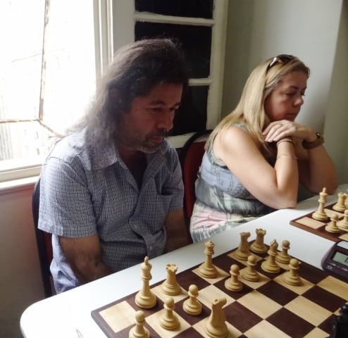 Silas Fernandes e dra. Virgínia Reis