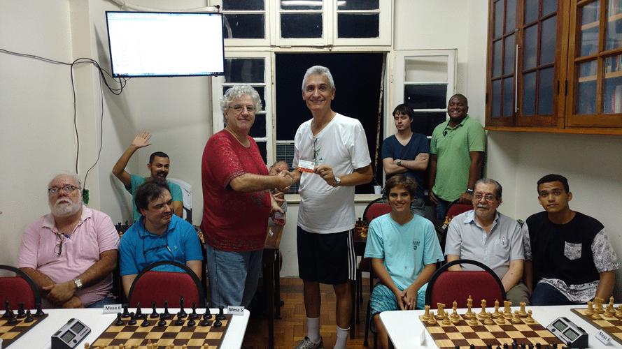 1 - Alberto Mascarenhas Campeão