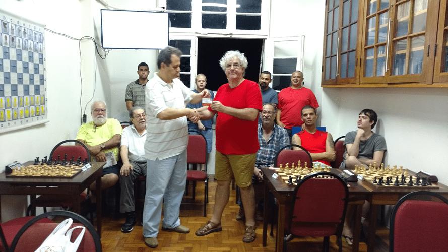 Álvaro Frota Vice Campeão