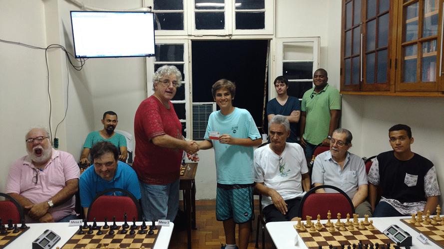 2 - Gianluca Jório Almeida Vice Campeão