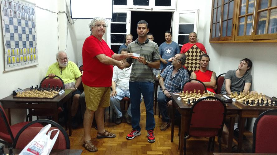 Leandro Espínola Campeão Classe B