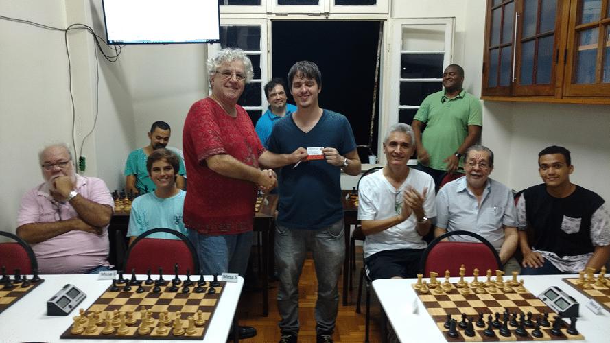 4 - Leo Ramos Simões Campeão Alexano