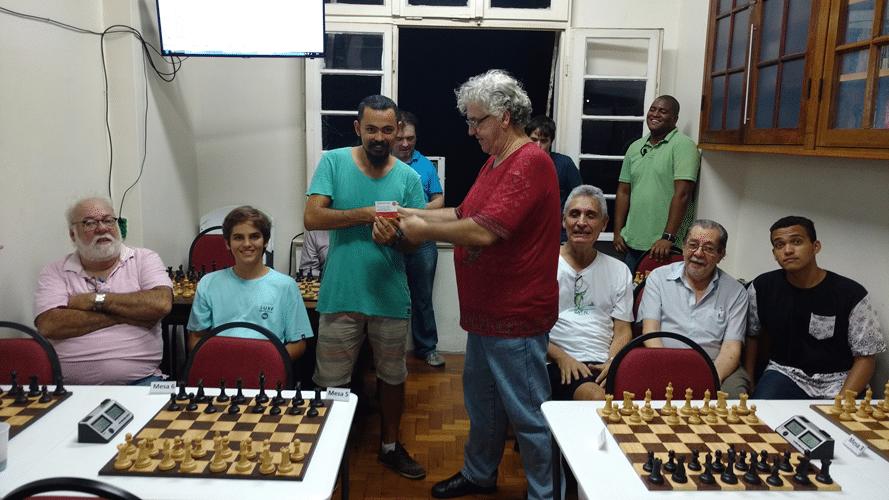 5 - Flávio Almeida Campeão Classe B