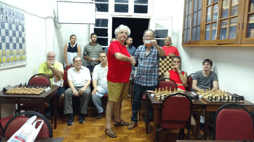 Juarez Lima Campeão Veterano