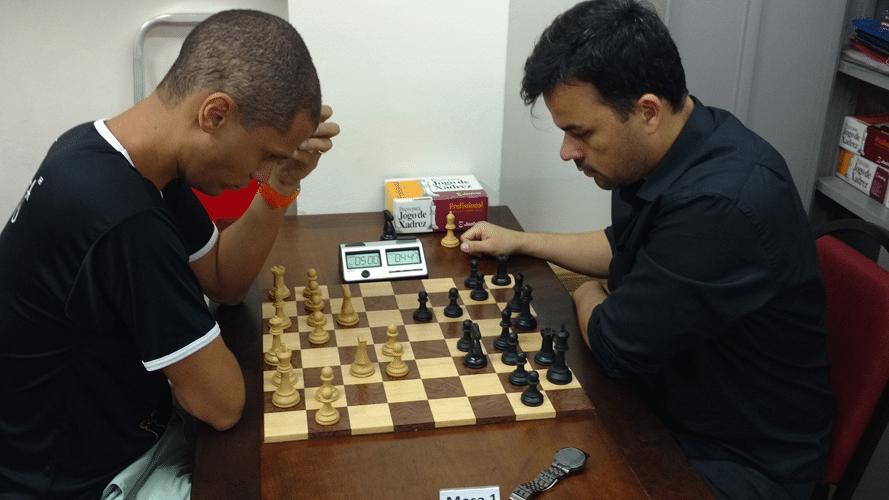 6 - André Kemper enfrenta o Terceiro Lugar Rodrigo Zacarias
