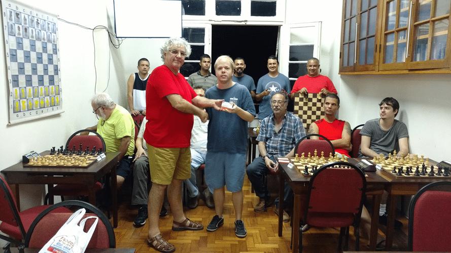 Oscar Weibull Campeão Classe C