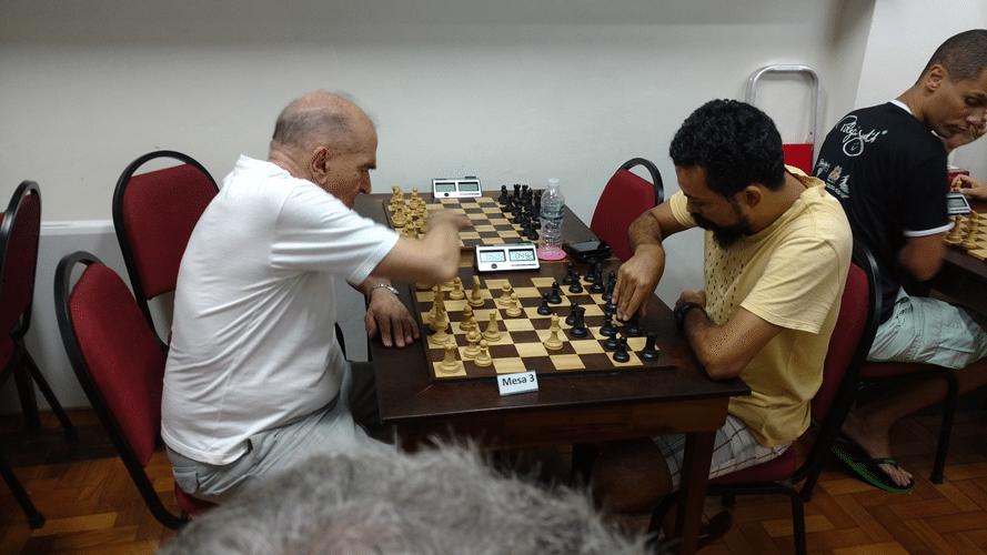 7 - Carlos Rolim enfrenta o Campeão Classe B Flávio Almeida