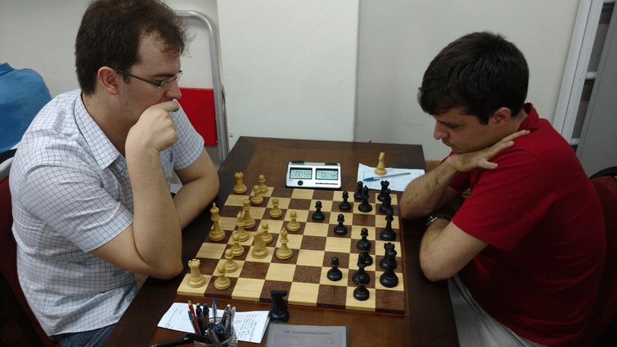 Antonio Marcos Piñón vs Leo Ramos Simões