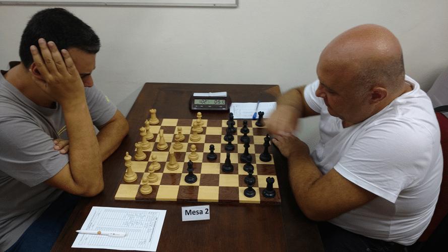 Estevão Luiz Soares vs Tarcísio Leite