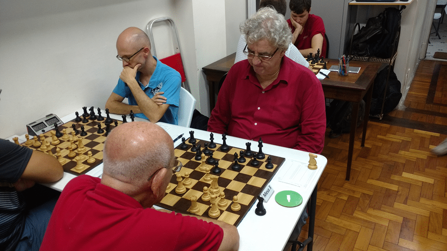 Irahy Ribeiro de Carvalho vs Álvaro Frota