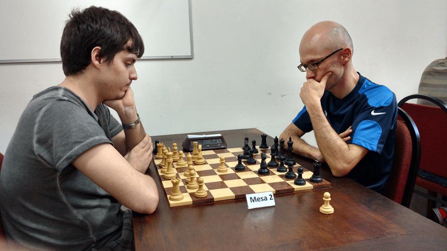 Leo Ramos Simões contra Francesco Noseda