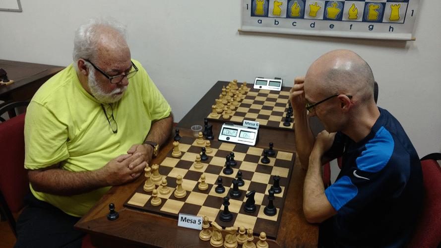 Henrique Mangini contra Francesco Noseda