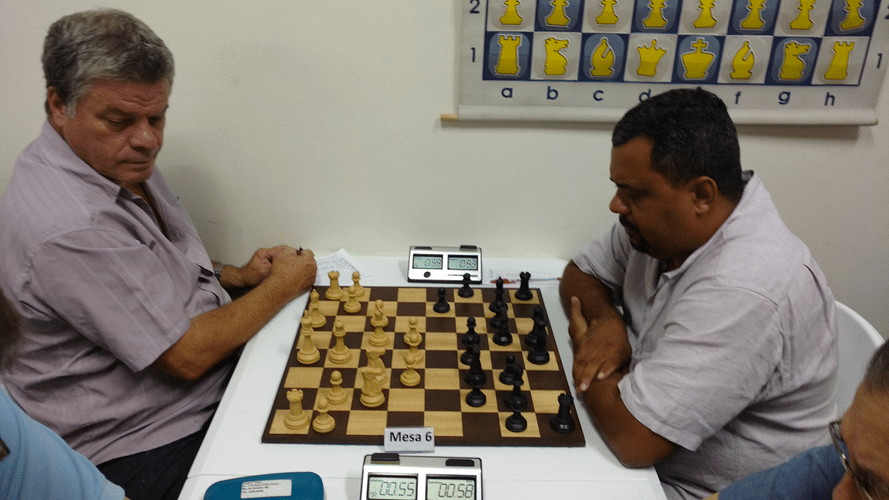 Sérgio Murilo vs Carlos Henrique Luz da Costa