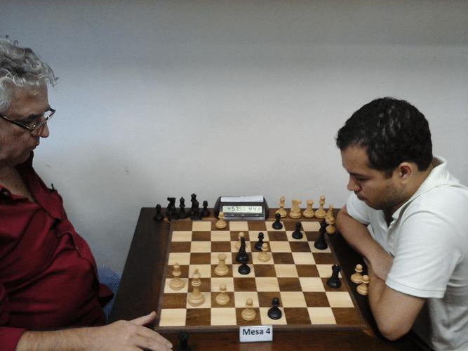 Álvaro Frota vs Bruno Garcia Perez