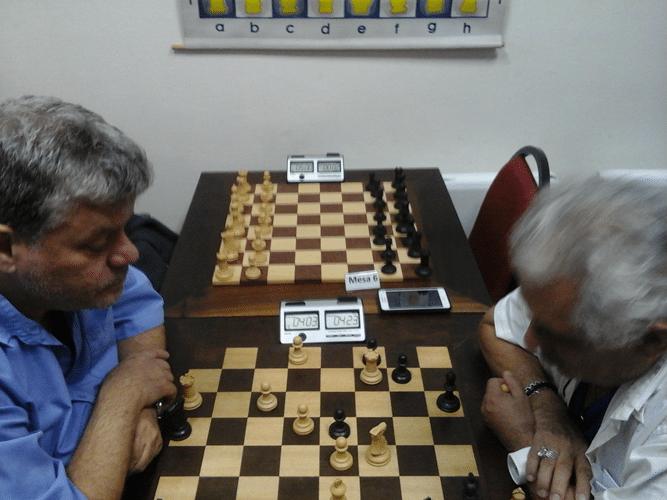 Sérgio Murilo vs Gilberto Camelo Henrique
