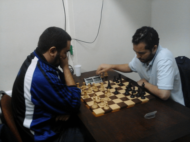 Iago Henrique vs Bruno Garcia Perez