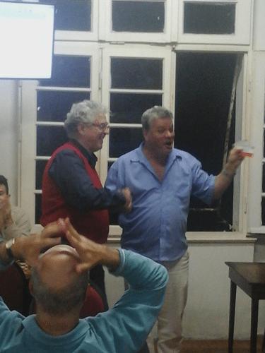 Sérgio Murilo arrumou confusão para ficar com os diplomas de Álvaro Frota 1