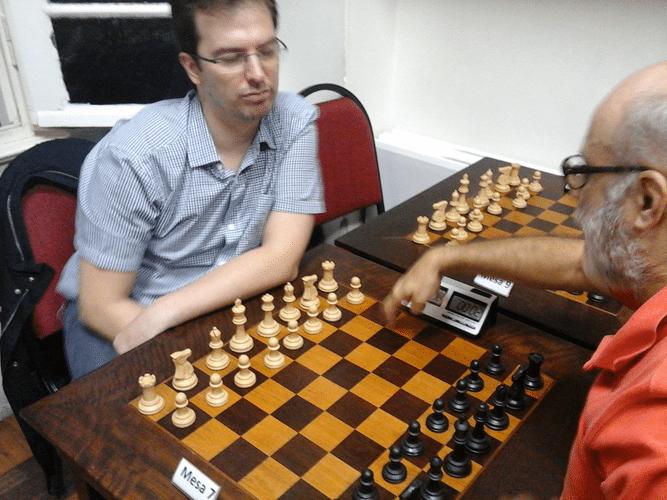 Antonio Marcos Piñón vs José Carlos Mesquita