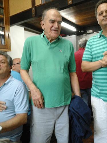 Carlos Alves Rolim participando do Congresso Técnico