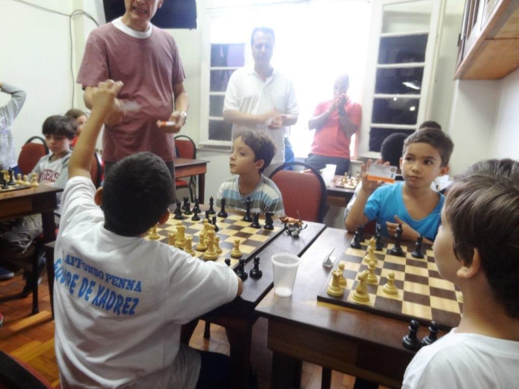 Erick e Marcos Paulo e João Manoel e Daniel
