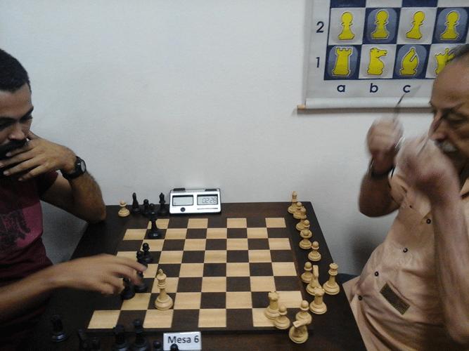 Flávio Almeida vs Juarez Lima