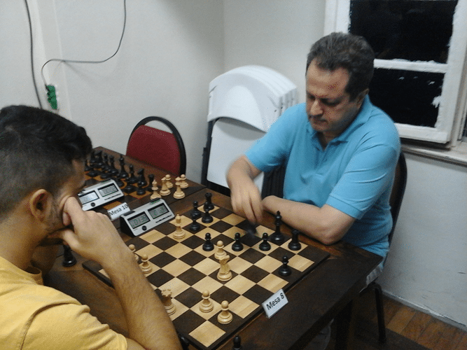Helemberg Cubiça vs Fernando Madeu