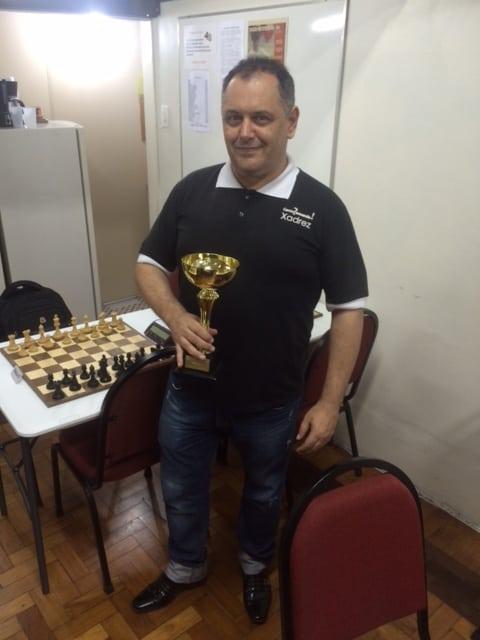 MI Luis Rodi, vencedor do IRT de Inverno de 2016