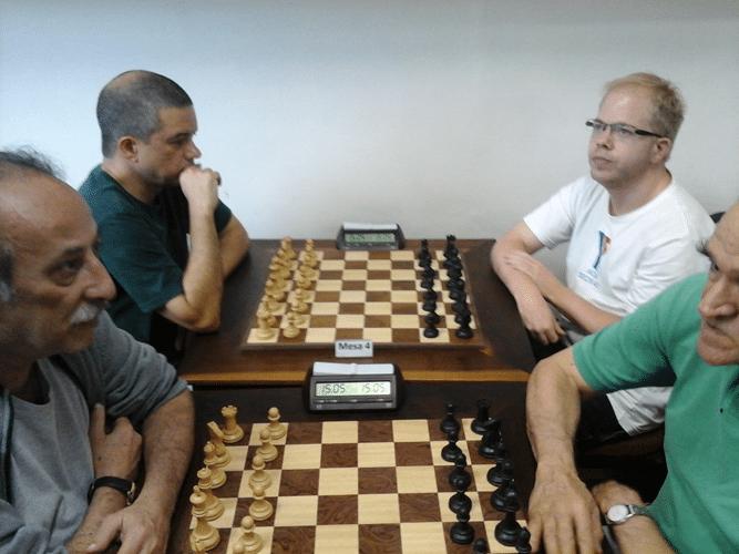 Juarez Lima vs Carlos Rolim - Marco Aurélio Maia vs Oscar Weibull