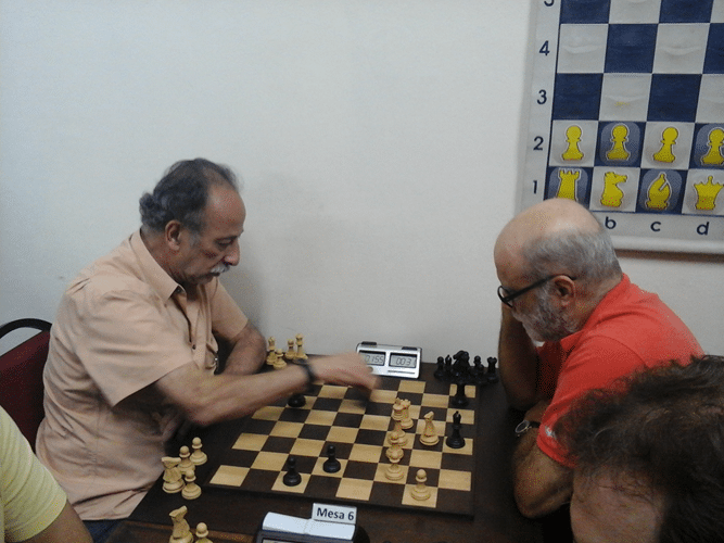 Juarez Lima vs José Carlos Mesquita