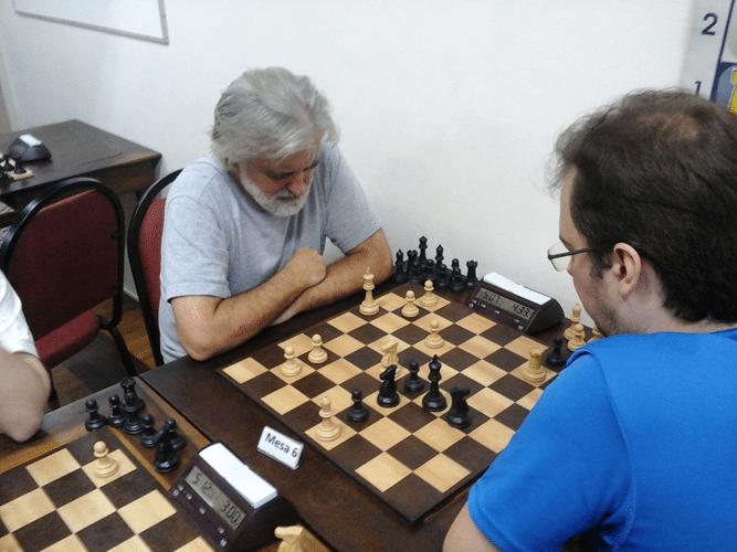 Luiz Alberto da Luz vs Antonio Marcos Piñón