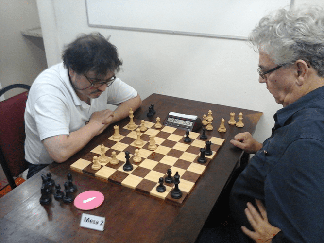 Marcelo Einhorn vs Álvaro Frota