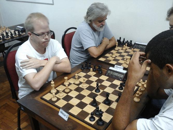Oscar Weibull e Luiz Alberto da Luz