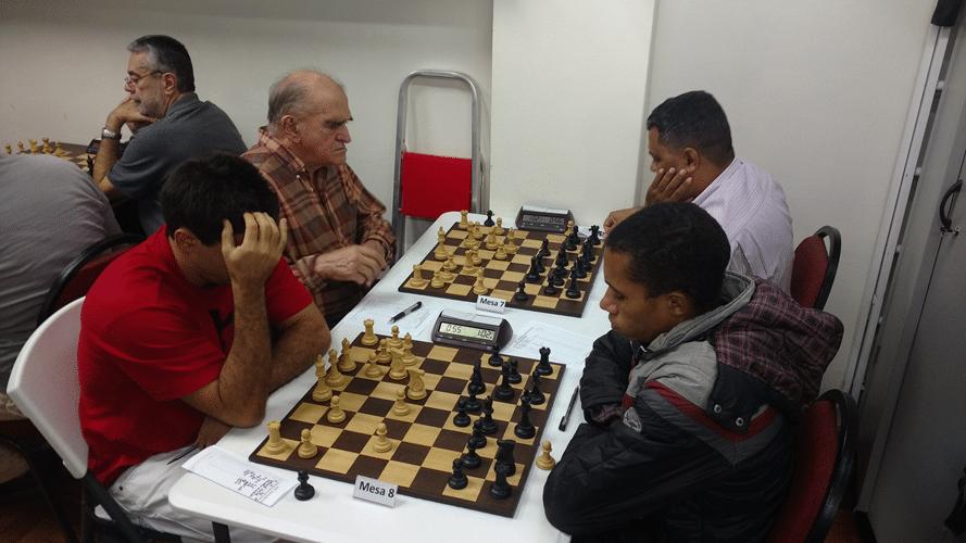 Partidas Daniel vs Thiago e Rolim vs Carlos Henrique