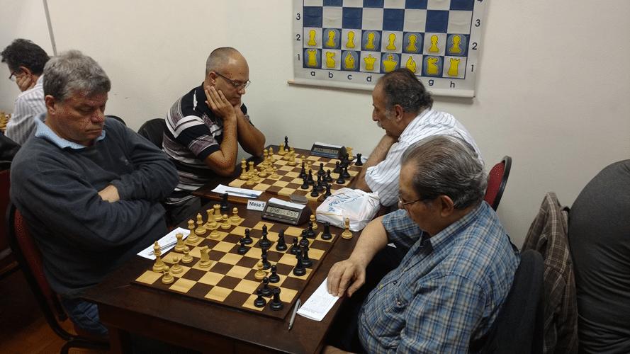 Partidas Murilo vs Calmbach e Diógenes vs Juares