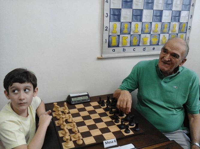 Victor Noronha Mesquita e Carlos Alves Rolim