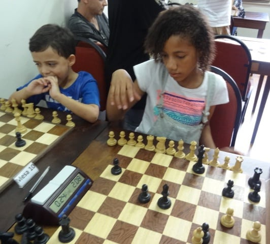 Maria Eduarda Rangel, a vencedora do torneio!