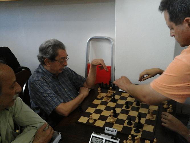 Na luta Guilherme Von Calmbach e o Árbitro Fernando Madeu - Juarez Lima observa