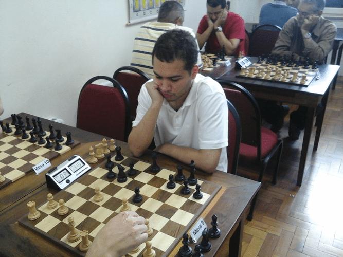 Bruno Garcia Perez na luta