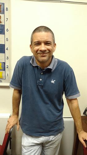 Marco Aurélio Ferreira Maia foi o Vice Campeão do Rápido FIDE de Junho