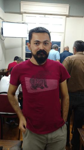 """Flávio Silva Almeida ficou em 8º lugar e foi o Campeão Classe """"B"""" do Rápido FIDE de Junho"""