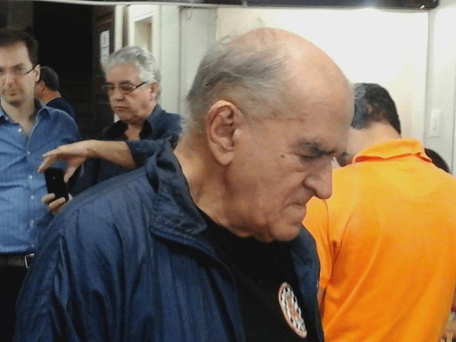 O veterano enxadrista Carlos Alves Rolim é associado da ALEX e está isento da meia taxa!