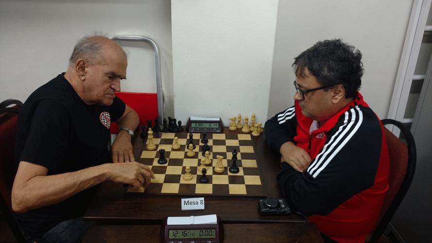 Carlos Alves Rolim versus Ricardo França